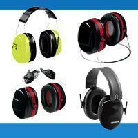 Passive Hearing Protection Headsets