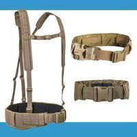 Backpacks, bags, belts and gear