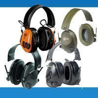 Electronic Hearing Protection Headsets